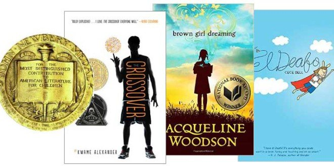 2015-Newbery-Medal-Winners