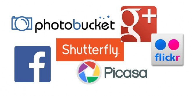 Photo Sharing Options