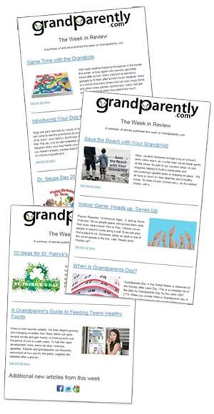 Grandparent newsletter